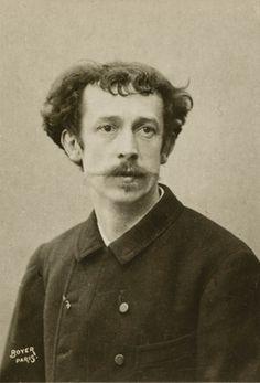 Fernand Pelez - vers 1890. Photographie de Boyer. Coll. Petit Palais. © Petit Palais / Roger-Viollet.