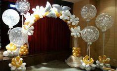 asemos tambien decoraciones para fiestas de todo tipo o visita vickos Ballons