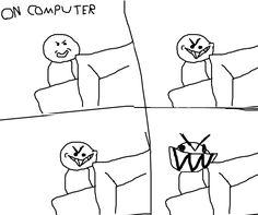 this my commc Im Losing My Mind, Lose My Mind, Fb Memes, Funny Memes, Cute Gifs, Grunge, Indie, Rawr Xd, Trigger Happy Havoc