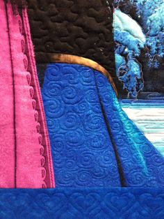 Longarm Quilting by Michele Vangraan - Edge To Edge Quilting, Inc. www.ByDesignIncor... www.facebook.com/...