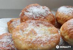 10 perces almafánk   NOSALTY Hungarian Desserts, Hungarian Recipes, Fun Cooking, Cooking Recipes, Smoothie Fruit, Cake Recipes, Dessert Recipes, Baking Muffins, Salty Snacks