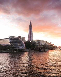 The Shard, London.-