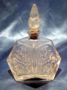 BLUE JASMIN Perfume Bottle By JOUBERT