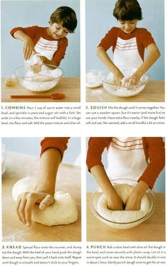 All Things With Purpose: Let Your Kid's Make Pizza Dough!!