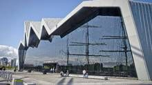 First-timers should try some of Glasgow's free-entry must-sees, such as the transport-themed Riverside Museum.