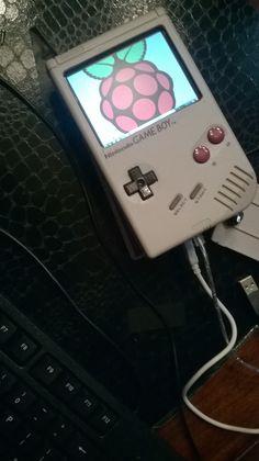 Gameboy Raspberry Pi