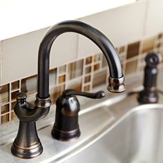 Find A Faucet That Pairs Well With The Sink, Cabinet Hardware, And Light  Fixtures
