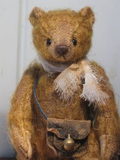 ♥•✿•♥•✿ڿڰۣ•♥•✿•♥  Bears - The Old Post Office Bears  ♥•✿•♥•✿ڿڰۣ•♥•✿•♥
