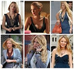 Serena Van Der Woodsen, played by Blake Lively , is one of the main characters on CW's show Gossip Girl. She's extremely popular, an IT-gi. Blake Lively Family, Blake Lively Style, Serena Van Der Woodsen, Leighton Meester, Gossip Girl, Most Beautiful Women, Well Dressed, Get The Look, Spring Outfits