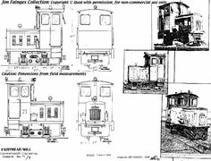 91 Best Railroad blueprints and drawings images in 2018