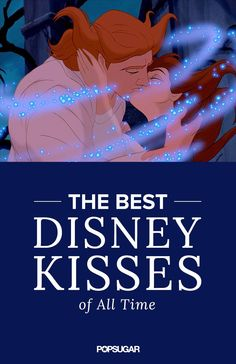 Kiss away any blues you have with a look through our favorite Disney smooches, pecks, makeouts, and eskimo kisses of all time.