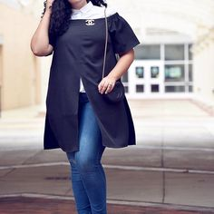 Today on #GirlWithCurves: How to transition your off-shoulder tops into Fall - LINK in BIO #styletips #xoq #howto #gwcTips #fallfashion http://liketk.it/2poQp