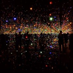 Hoping to get here.... David Zwirner Gallery in Chelsea. #Yayoi kusama