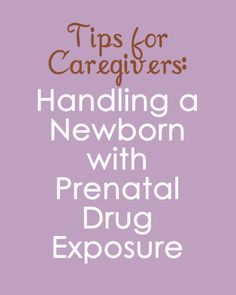 """The first few weeks are very challenging; controlling the environment is critical."" 