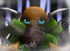 Mystic Mikey by Dorynoid.deviantart.com on @DeviantArt