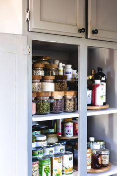 A Pantry Organization Makeover with method