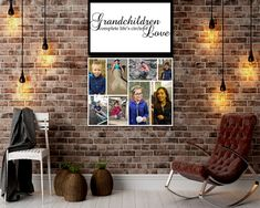 This personalised canvas makes a beautiful and thoughful gift for special Grandparents 🎁🎄 Simply send me photo and I will do the rest 😊 Photo Collage Canvas, Canvas Art, Canvas Prints, Print Your Photos, My Photos, Personalised Canvas, Photo Blocks, Grandparents, Photo Wall
