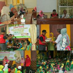 GPMB Provinsi Kalimantan Timur: Pekan Ceria GPMB, di Desa Sei Meriam, Kecamatan An...