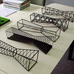 Fernando Romero | Un puente entre México y Estados Unidos | 2014 DC: The form of a model could leads into lots of models.