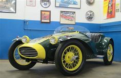 1936 Austin Seven Prototype Competition Special