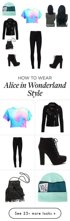 """Untitled #418"" by akbest224 on Polyvore featuring Disney, Frame Denim and Superdry"