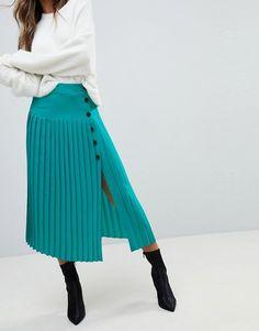 Модные юбки весна 2018 | Дом моды | Яндекс Дзен