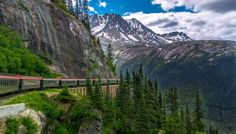 The White Pass Railway- Skagway's Most Scenic Excursion