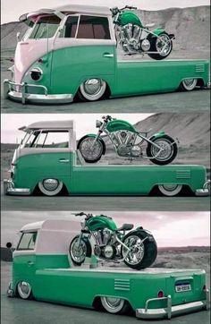 T1 Bus, Volkswagen Bus, Vw T1, Retro Cars, Vintage Cars, Armadura Do Batman, Kombi Pick Up, Toy Hauler Trailers, Combi Split