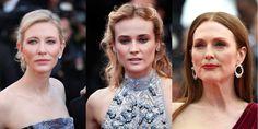 María Soláns, directora de Mery Make Up, analiza los maquillajes más espectaculares de #Cannes2015.