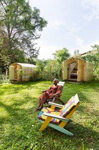 Schau Dir dieses großartige Inserat bei Airbnb an: terezas gästehaus und cabinpark in Lunow-Stolzenhagen