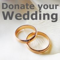 You can donate your wedding gifts to help kids in the Big Brothers Big Sisters program -- and make a BIG difference.