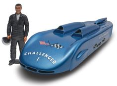 Scalehobbyist.com: Mickey Thompson Challenger by Revell Monogram