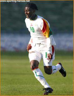 Lamine Sakho - Senegal - Coupe d'Afrique des Nations 2004