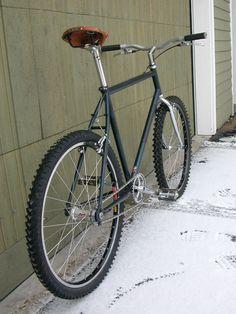 Specialized HardRock GX Single Speed Bicycle