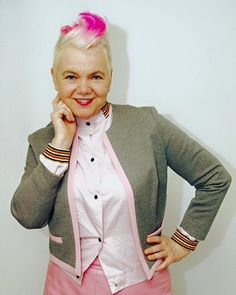Pink is a beautiful color! This cute vintage jacket is for sale at etsy.com/shop/pompadourandvintage #fashion #fashionista #vintage #vintagefashion #fashionblogger #pompadourandvintage #womenwear #etsyshop #shopmystyle #whatiwear #styleblogger #skirt #jacket #pink