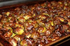 the best oven roasted Brussels sprouts