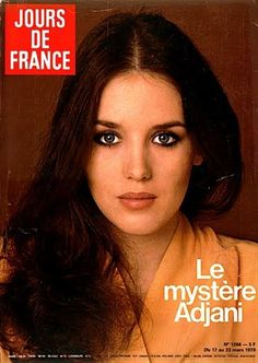 Isabelle Adjani - Jours de France Magazine [France] (17 March 1979) Isabelle Adjani (born 27 June 1955) is a French film actress and singer of Algerian descent. Adjani has appeared in 30 films since 1970. She holds the record for most César Awards for Best Actress with five, for Possession (1981), One Deadly Summer (1983), Camille Claudel (1988), Queen Margot (1994) and Skirt Day (2009). Adjani was also given a double Cannes Film Festival Best Actress Award in 1981 and a Berlin Film
