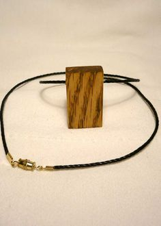 Wooden Necklace, Unisex Necklace, Handmade necklace, Men's necklace, Reclaimed wood necklace, Cool necklace, Cool Jewellery, Hipster style
