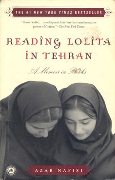 Reading Lolita in Tehran is an amazing glimpse into life for women under the opressive Islamic Republic of Iran. Specifically, women who long to educate themselves. Azar Nafisi is a bold teacher, who defies the republic by secretly gathering her seven most committed female students once a week to read forbidden Western classics. This book is totally enthralling, and helps us to fully appreciate all our freedoms, and to imagine our world as it would look through the veil.