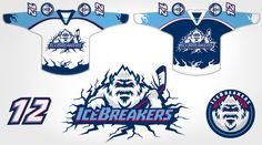 Jersey Design for my hockey team! by REDPIN