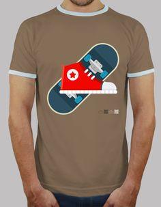 Camisetas Artysmedia - http://www.latostadora.com/artysmedia/skate/719895