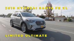 2019 Hyundai Santa Fe XL Limited Ultimate Review   DGDGTV   Capitol Hyundai San Francisco Bay, Fes, Santa Fe