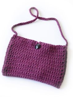 Wool-Ease Thick & Quick Purse from @Lion Brand