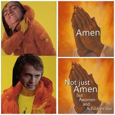 """30 Dank Christian Memes That Will Fill You With The Holy Spirit - Funny memes that """"GET IT"""" and want you to too. Get the latest funniest memes and keep up what is going on in the meme-o-sphere. Star Wars Trivia, Star Wars Jokes, Star Wars Facts, Prequel Memes, Star Wars Wallpaper, Christian Memes, Star Wars Characters, Reylo, Funny Memes"""