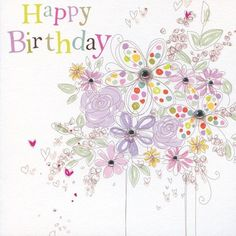 feminine birthday greetings - Google Search