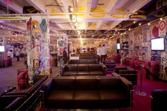 T Mobile Google Music Launch | Best Events + Bolthouse Productions #mrbrainwash #spraypaint #grunge #underground #industrial #tech #droid #graffiti
