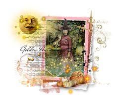 THE GOLDEN SEASON... by augustavindelicorum on Polyvore featuring art