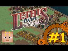 Premier épisode du Let's Play de Lethis - Path Of Progress de Timidouveg :)