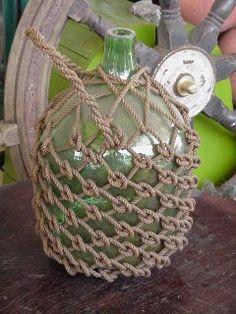 Glass Floats - Nautical Antique