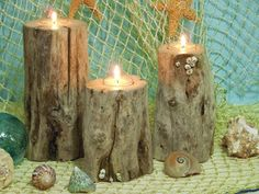 Bring the Beach Home with You with Treasures from Chers Cottage by the Sea US 12/10 ~ Milk Wasted